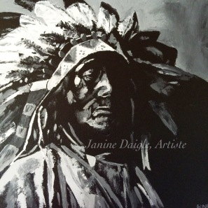 """Self Worth"", Oil on Canvas, 16x16, $300 (framed)"