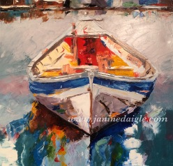 "SOLD ""Calm waters"" (SOLD)"