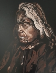 Red Cloud, Oil