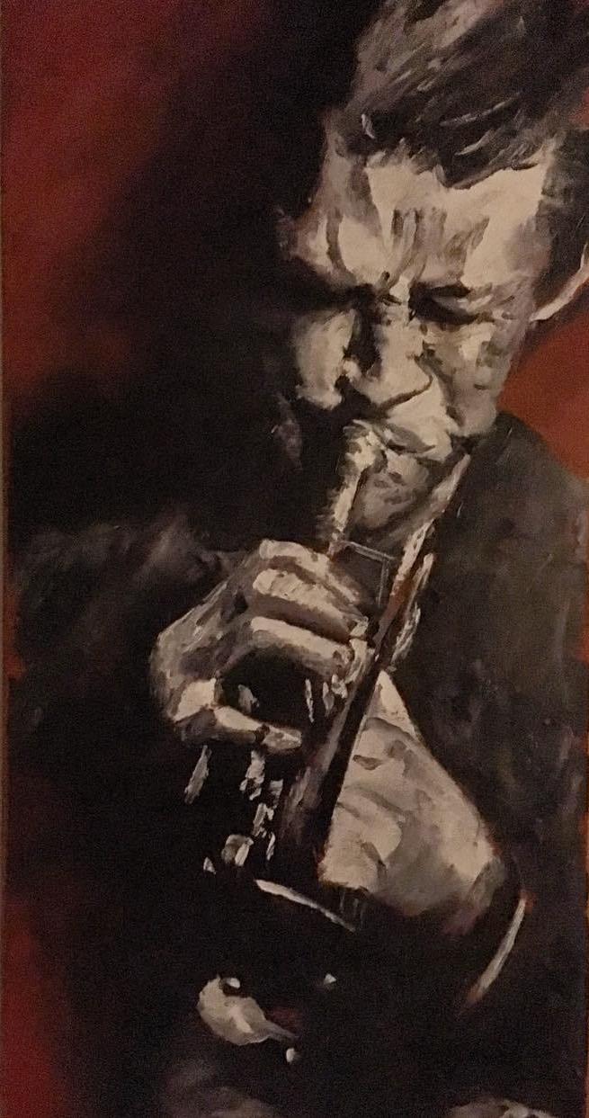 Chet Baker, Oil